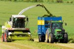 Classic  - Model MQ 12 Tonne  - Silage / Grain Tipping Trailer
