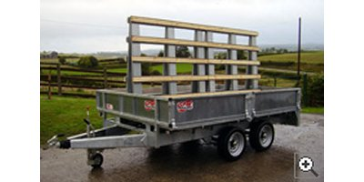 GPM - Flatbed Trailer