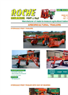 Arboricultural Trailers - Brochure