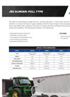 JBS - Bucket Mount Slinger - Brochure