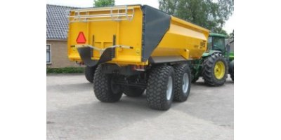 AVENA  - Model 240 - Tipping Trailer