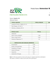 PotashCorp - DA190 - Ammonium Nitrate Solution Datasheet