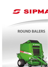 Model PS 1210 CLASSIC - Fixed Chamber Baler Brochure