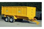 Model XL100 series - Grain Trailer
