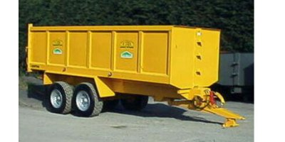 Norton - Model XL100 series - Grain Trailer