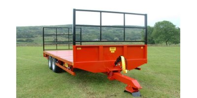 Herron - Flat Bed Trailer