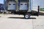 Model Challenger Series - Universal Solid Side Trailer - 1500LB GVWR