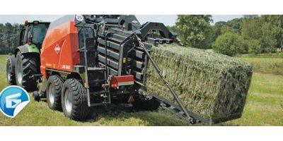 KUHN - Model LSB 870 - Balers