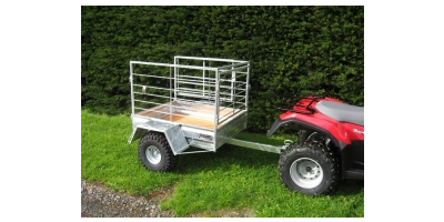Model B.S. 4C - Farm Bike Trailers