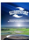Ontario - - Slurrystore Storage Systems Brochure