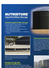 Ontario - - NutriStore Systems Brochure