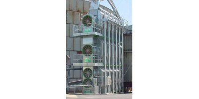 Sukup - Stacked Grain Dryer