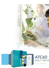 ATC60 - Growth Chamber Datasheet