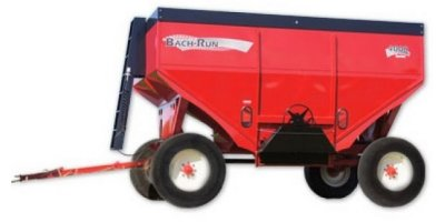 Bach-Run - Model 4000 - Gravity Bin Wagons