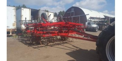 Bach-Run - Model 2500FF - Cultivator