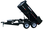 Weberlane - Single Axle and Tandem Dump Trailers