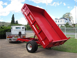 Jumbo - Model No. 1 6 Tonne Capacity - Farm Tipper