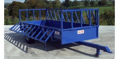 OBE Agri - Feeding Trailers