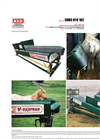 V-Express - Model VEXB - Sheep Handler - Brochure