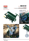 Arrow Farmquip - Model LMC - Single Lamb Marking Cradle - Brochure