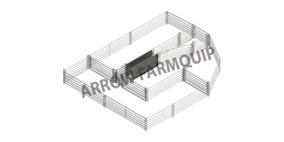 Arrow Farmquip - Model ASP110 - Head Sheep Yard System