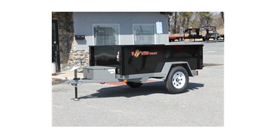 BWISE - Model New 8' - Dump Trailer