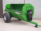 Humac - Model 10.5 - Cubic Yard Rotary Spreader