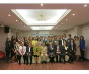 Thailand: CORIGAP team conducts workshop on the environmental footprint of rice production
