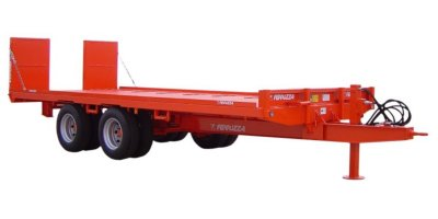 Model RB Series - Tandem Axle Agricultural Trailer