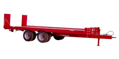 Model GT SERIES - Tandem Axle Agricultural Trailer