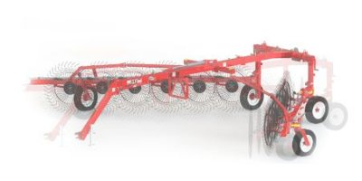 Model 918 - Heavy Hay Rake