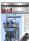 Distributors - Bucket Elevators Brochure