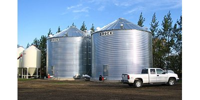 Brock Farm Grain Bins