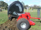 Tow and Collect - Model Mini 700 - Pasture Cleaner