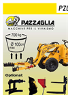Model PZL 900 - Hydrostatic Wheel Loader - Brochure