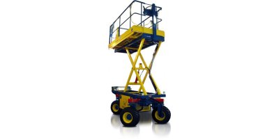 Pazzaglia - Model CSP 300 - Pruning Platforms