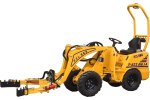 Model PZL 900 - Hydrostatic Wheel Loader