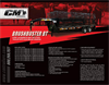 Brush Buster BT Steel Gooseneck Bar Top Stock Trailer Brochure
