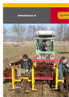 Damcon - Model PL-10 - Tree Planting Machine Brochure