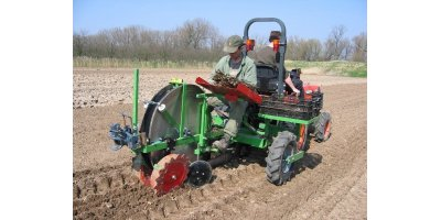 Damcon - Disc Planting Machine