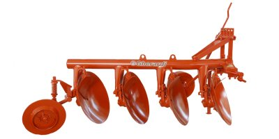Tubular Disc Plough