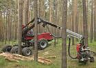 Komatsu Forest - Model 901TX.1 - Wheeled Harvesters