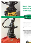 Model GMTC10 - Quick Coupler Brochure