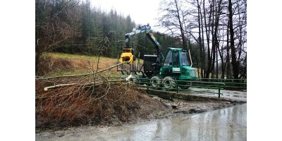 Gremo  - Model 1050F  - Forwarder