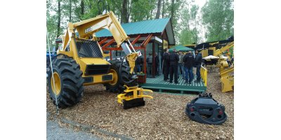 Bell Logger  - Model GMT 035 - Skidder