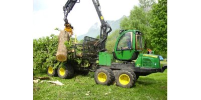 Model 810E  - Forwarder
