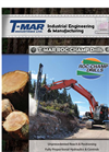 ROC-CHAMP - Model Log-Champ Series 550 and 650 - Rock Drills Brochure