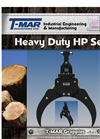 Model HP - Heavy Duty Log Grapple Brochure