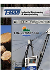 LogChamp - Model Series 550 & 650. - Swing Yarder Brochure