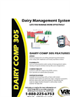 DairyCOMP - 305 - Herd Management Software -  Flyer